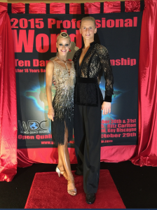 best 2015 10-dance