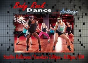 Body Rock Dance Class @ Starlite Ballroom | Indianapolis | Indiana | United States