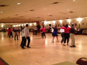SWING group class @ Starlite Ballroom | Indianapolis | Indiana | United States